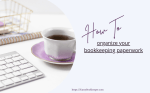 How to organize your bookkeeping paperwork