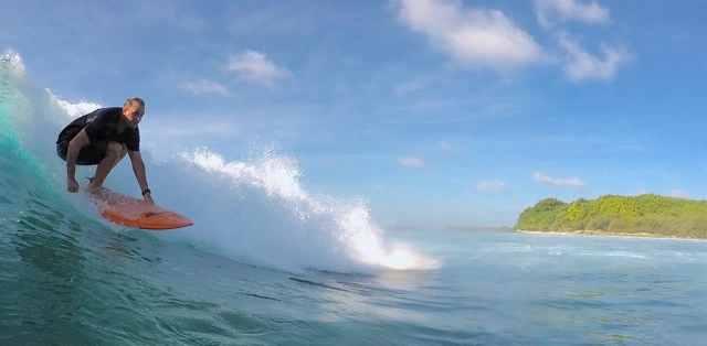 James Schramko Surfing