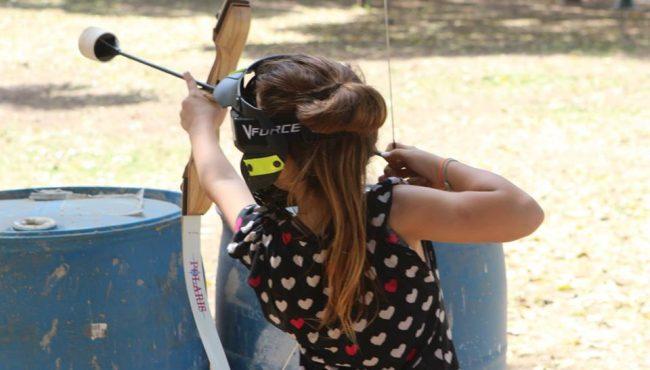הפנינג ספורטיבי למשפחות בקיבוץ רבדים