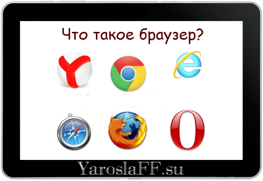 Что такое браузер. Какой браузер лучше и почему   Блог ...