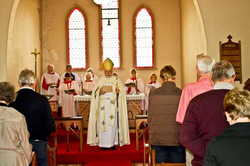 St. Alban last Service, 16 Nov '14