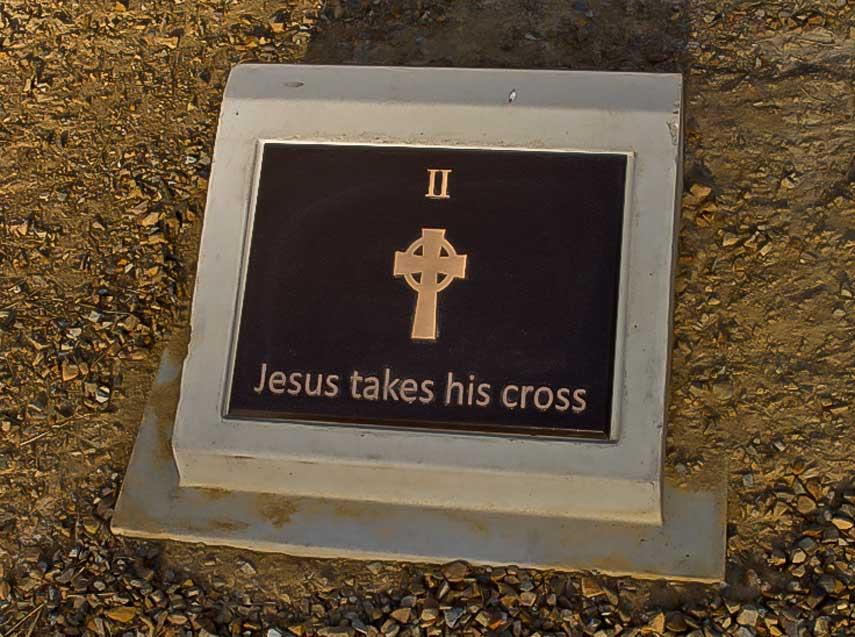 Jesus, Station 2
