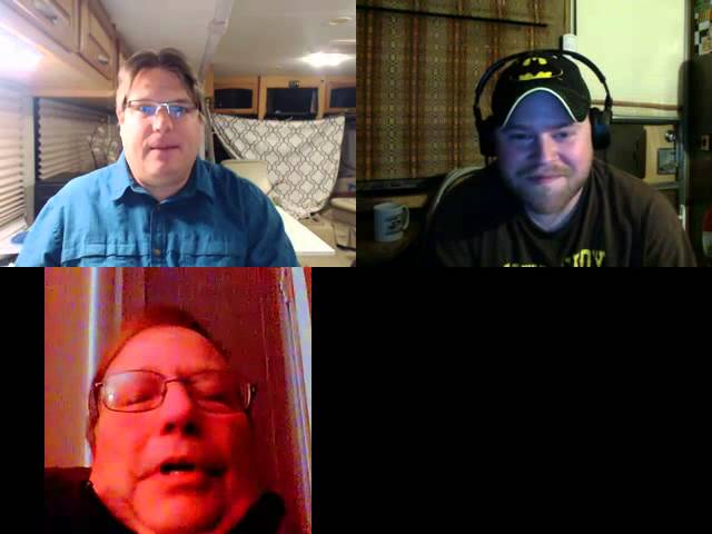 The Nomadic Fanatics Podcast – Session 3 – Open Q&A