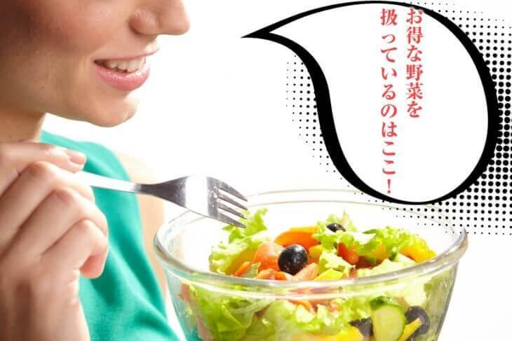 不揃い・B級品・訳あり野菜を扱う野菜宅配サービス2社