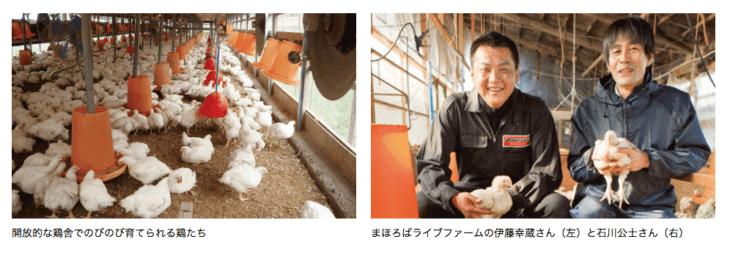 大地を守る会の畜産品に対する安全性