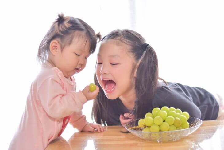 野菜を楽しく食べられる雰囲気を作る