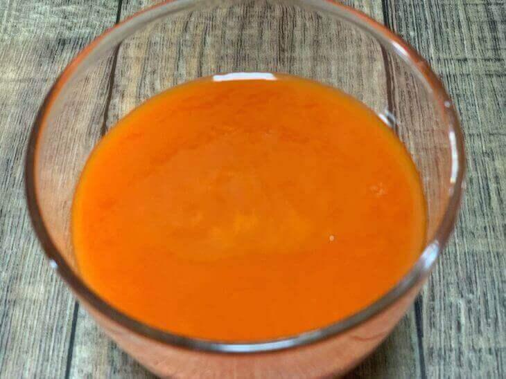 皮ごと使用した野菜ジュース
