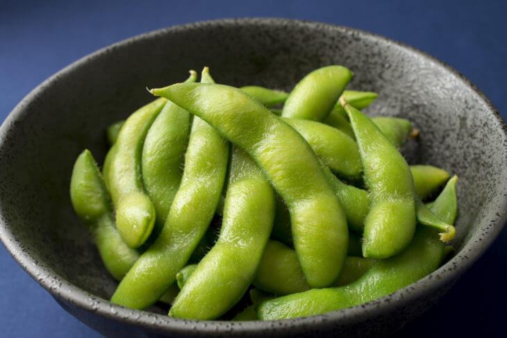 枝豆の糖質はどれくらい?
