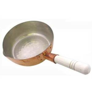 中村銅器製作所 銅製 行平鍋 15cm