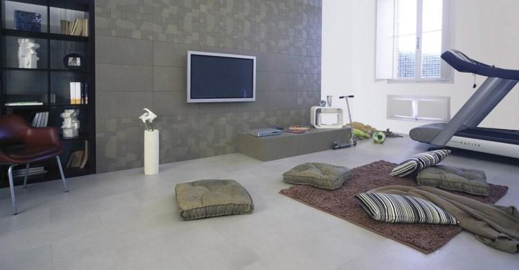 beton görünümlü yer karoları