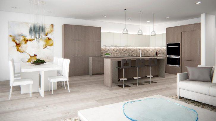 Açık plan mutfak Dekorasyonu nasıl yapılır