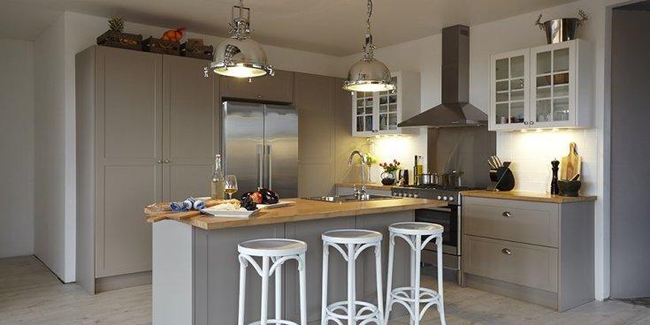 Açık plan mutfak tasarımı nasıl yapılır?