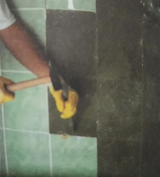 Fayans Ustune Fayans Doseme Yapilmasi Banyo Yenileme Yasar Bal