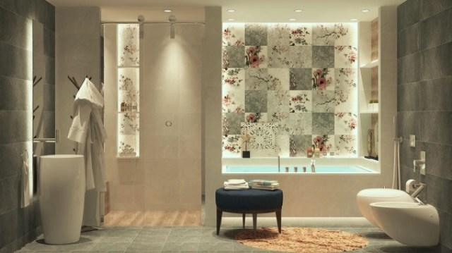 lüks banyo tasarımları