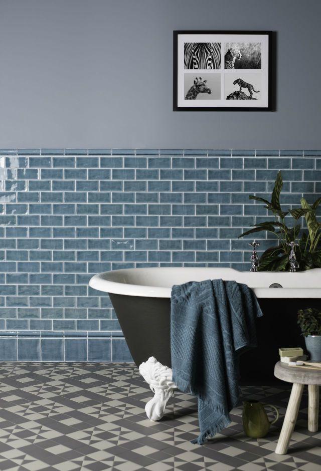 Banyo Duvarları ve Zeminleri için fayans nasıl seçilir