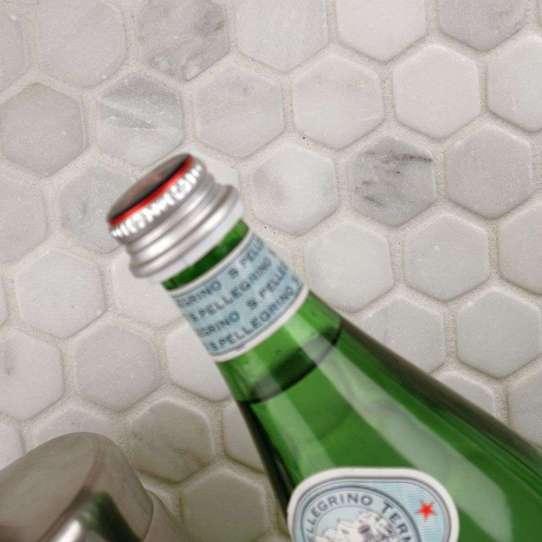 banyo fayansı döşeme ve uygulama altıgen seramik