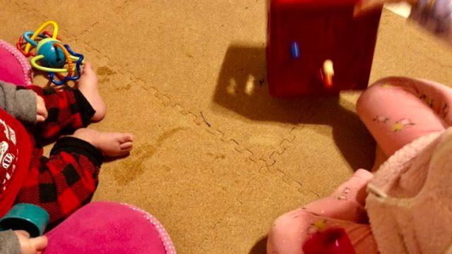 コルクマットを赤ちゃん[子供]に使うメリット