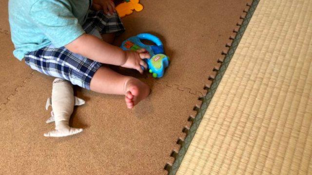 赤ちゃんのために畳にコルクマットを敷くメリットとデメリット
