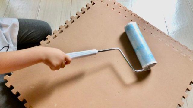 コルクマットの裏の掃除の仕方