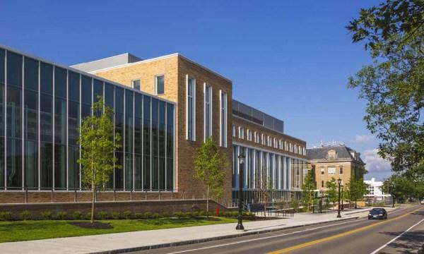 Cornell University Stocking Hall