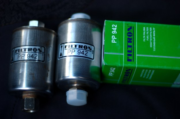 Старият и новият филтър Filtron PP 942