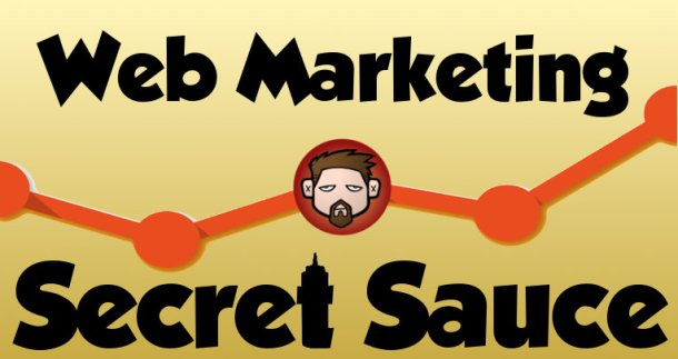 illustration of the secret sauce of Yasha Harari's Online Marketing Services