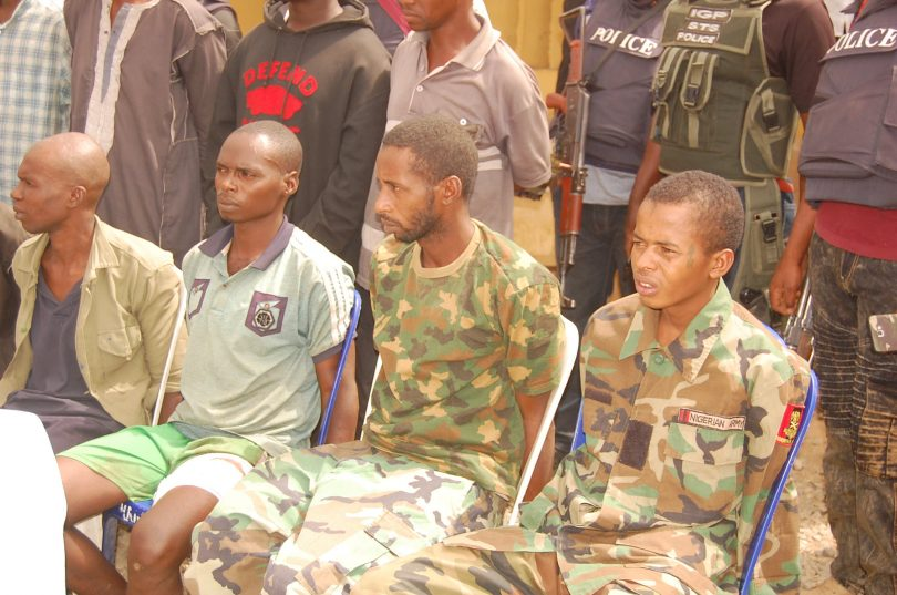 Fulani Kidnappers