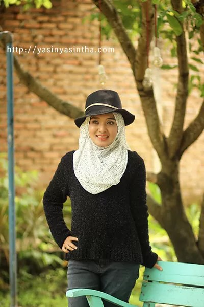 Portrait photography - efi fitriyah