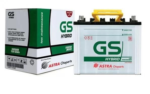 GS AstraHybrid
