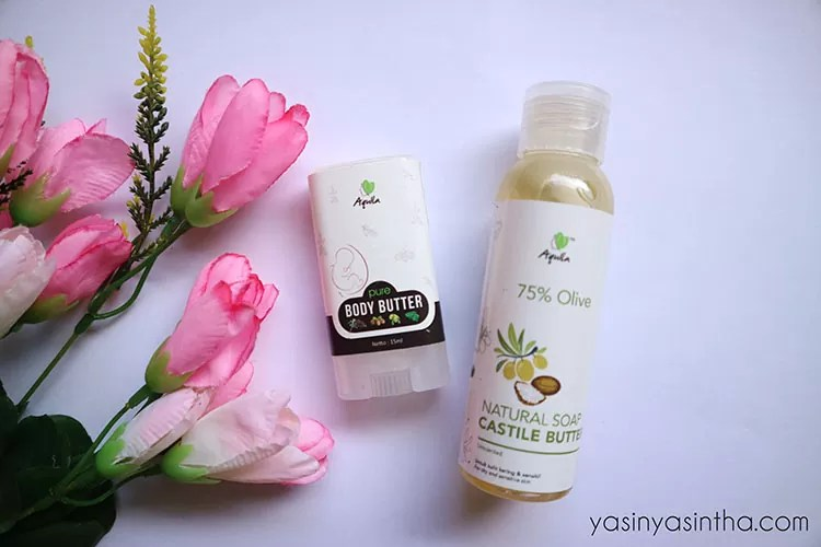 Aquila herb, produk kecantikan ibu hamil, review, blogger, beauty, skin care review