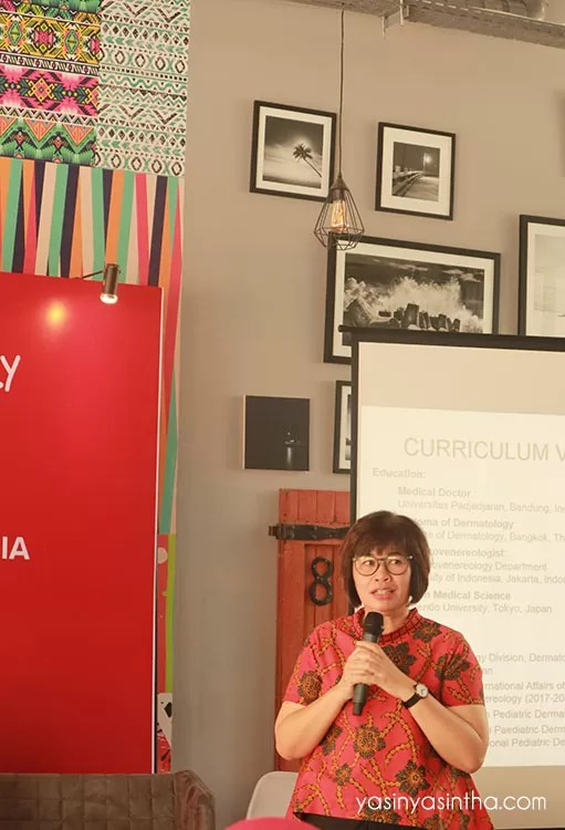 community gathering, ariston. blogger jakarta