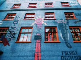 Weasley Graffiti