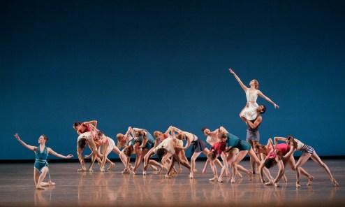 Paz de la Jolla World Premiere Choreography by Justin Peck New York City Ballet Credit Photo: Paul Kolnik studio@paulkolnik.com nyc 212-362-7778