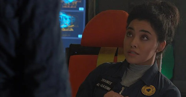 Yasmine Al-Bustami in Orbital Redux