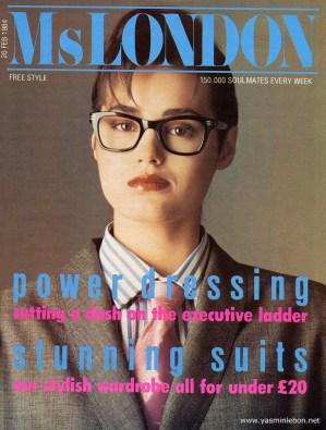 Ms. London 20 February 1984