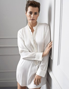Long Length Silk Tunic Shirt