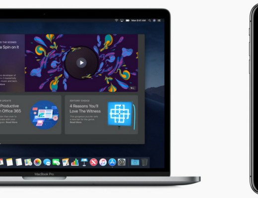 New versions of macOS and iOS unveiled by Apple at WWDC 2018