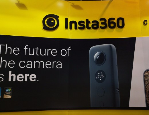 Insta360 at CES 2019