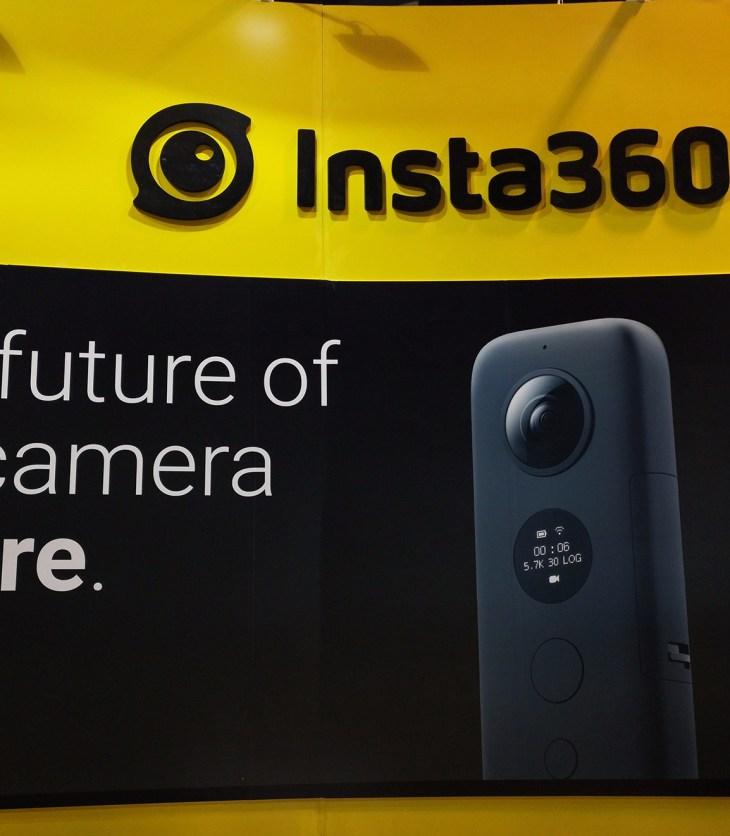 Insta360 at CES 2019