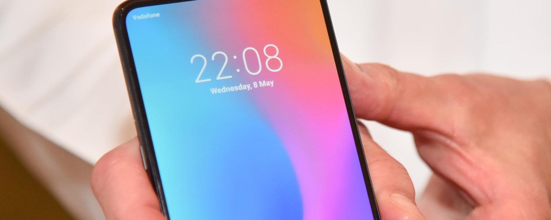 Xiaomi Mi Mix 3 5G with Vodafone Qatar