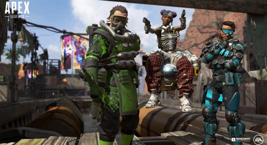 Apex Legends squad