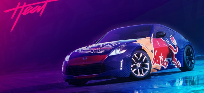 Abdo Feghali's RedBull Nissan 370Z in Need For Speed: Heat
