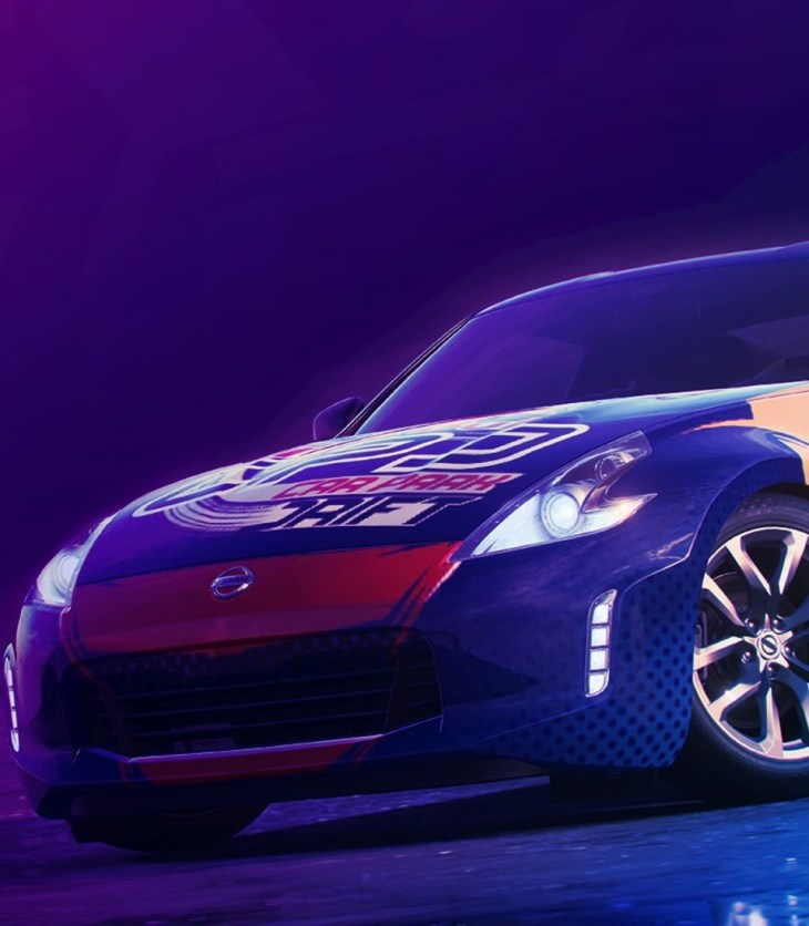 Abdo Feghali's RedBull Nissan 370Z in Need For Speed: Heat