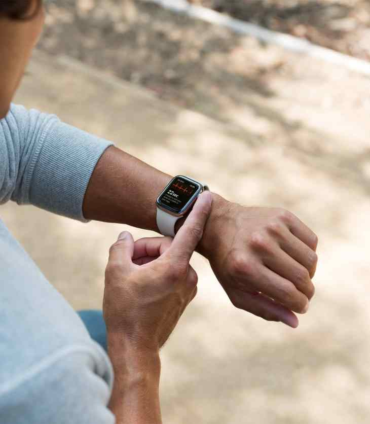 Apple Watch ECG app is now available in the Middle East