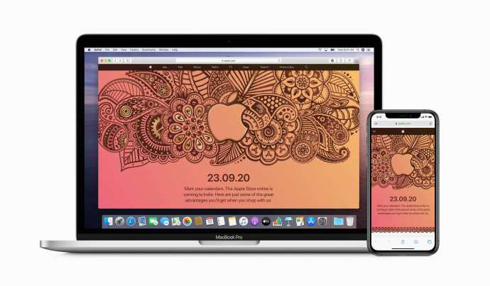 Apple launching online store in India from September 2020