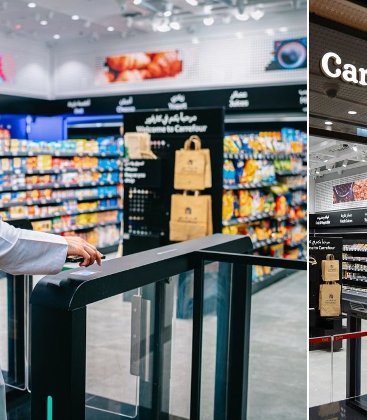 Majid Al Futtaim and Carrefour launch the Middle East region's first cashier-less store with Carrefour City+