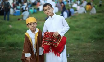 الجمعة والعيدان