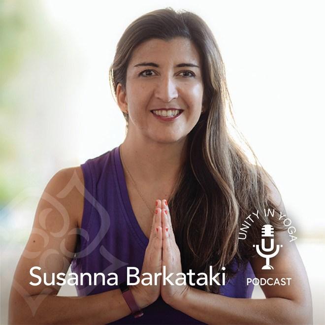Podcast with Susanna Barkataki
