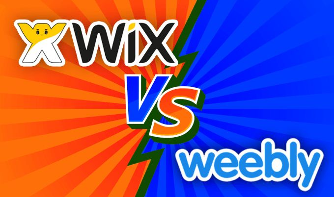 Wix And Weebly
