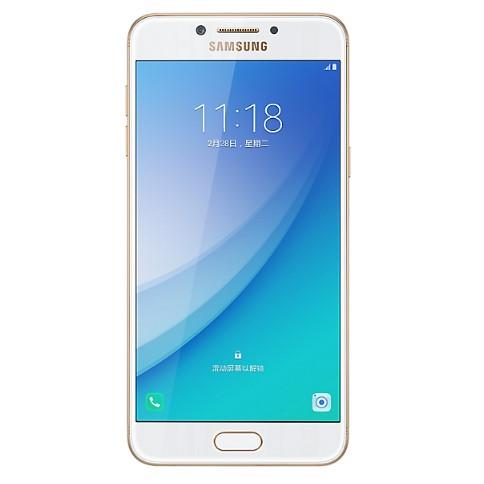 Galaxy C5 Pro 正面